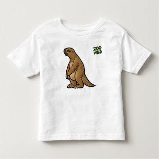 Slipad Sloth för jätte Tshirts