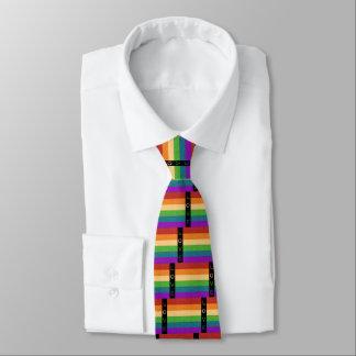 Slips för regnbågeflagga LGBT
