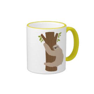 Sloth Kaffe Mugg
