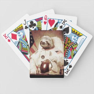 Slothkort Spelkort