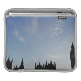 Slott av Westminster iPad Sleeve