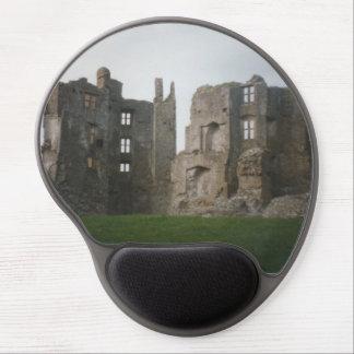 Slott i den Irland gelen Mousepad Gelé Musmattor