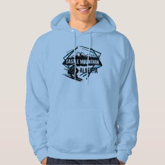 SlottbergAlberta grabbar skidar logotyphoodien Sweatshirt