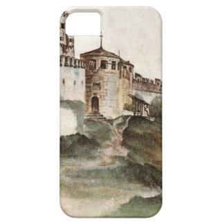 Slottet på Trento av Albrecht Durer Barely There iPhone 5 Fodral