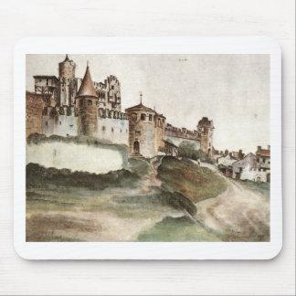 Slottet på Trento av Albrecht Durer Musmatta