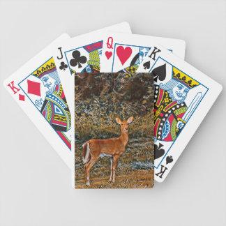 Slug hjort spelkort