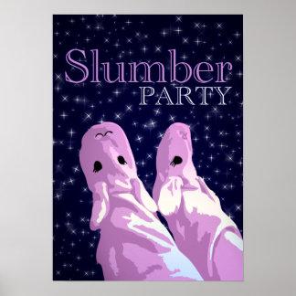 slummerpartynightshine poster