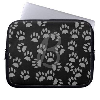 Slumpmässig laptop sleeve för mönster för