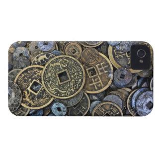 Slut upp av vietnamesiskt mynt Case-Mate iPhone 4 skydd