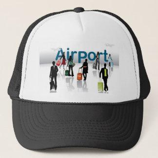 Slutlig flygplats keps