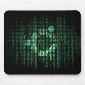 Slutlig grön Linux Musmatta