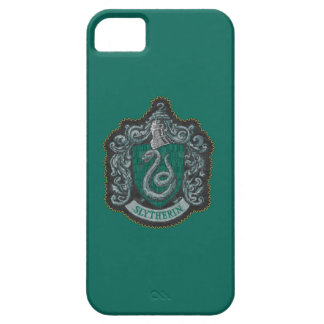 Slytherin vapensköld 2 iPhone 5 fodral
