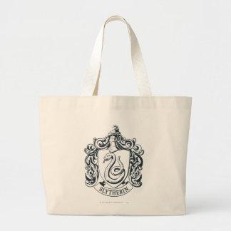 Slytherin vapensköld tote bags