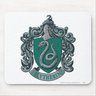 Slytherin vapensköldgrönt mus matta