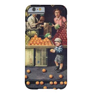 Småbarn och orangar barely there iPhone 6 fodral
