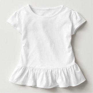 Småbarn rufsar utslagsplatsen t-shirt