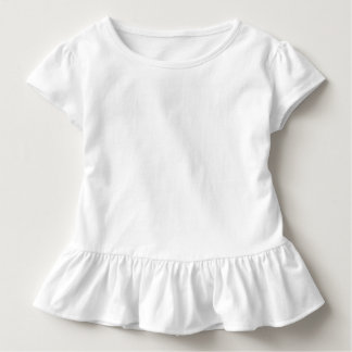 Småbarn rufsar utslagsplatsen tshirts