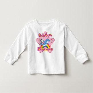 Småbarnlångärmad (2T-4T) Tee Shirts