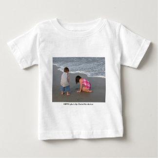 SmåbarnT-tröja/en dag på stranden Tröjor