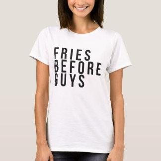 Småfiskar för grabbT-tröja T-shirts