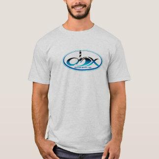 Smaken av salt på den Carolina kusten T-shirts