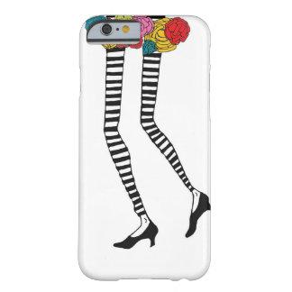 Smalan lägger benen på ryggen II - iphone case Barely There iPhone 6 Skal