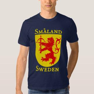 Småland sverige (Sverige) T Shirts