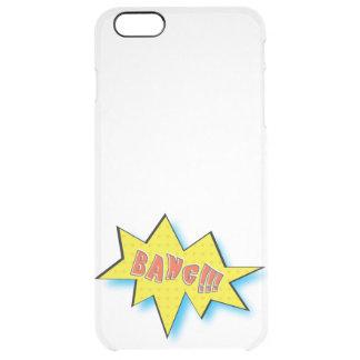 SMÄLL!!! CLEAR iPhone 6 PLUS SKAL