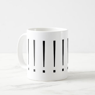 Smäll-Smäll-Smäll (Sans Serif) Kaffemugg