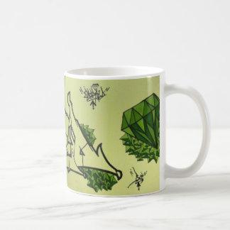 Smaragd Kaffemugg
