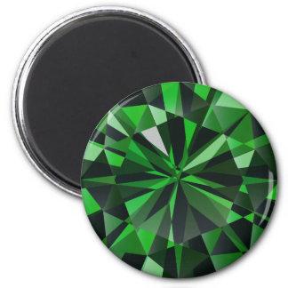 Smaragd Magnet