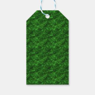 Smaragd Presentetikett