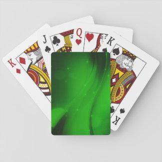 Smaragden vinkar casinokort