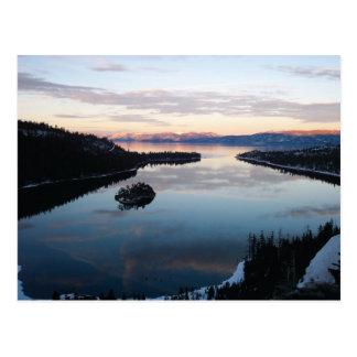 Smaragdfjärd, Lake Tahoe vykort