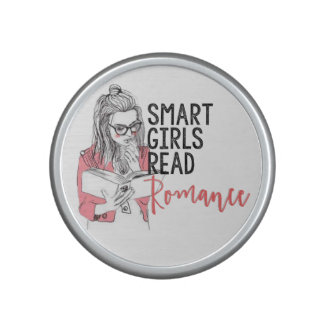 Smart flickor läste den romanska Bumpster Bluetooth Högtalare