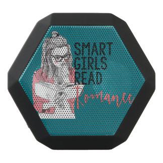 Smart flickor läste romansk bangBot Rex Svart Bluetooth Högtalare