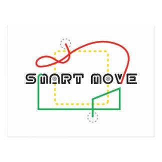 Smart flyttning 2009 FLL Vykort