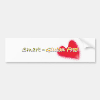 Smart-Gluten frigör bildekalet Bildekal