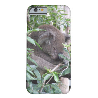 Smart mobilt fodral för Koala Barely There iPhone 6 Skal