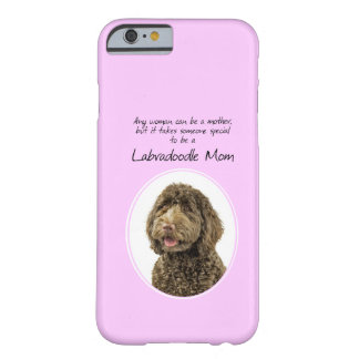 Smart mobilt fodral för Labradoodle mamma Barely There iPhone 6 Skal