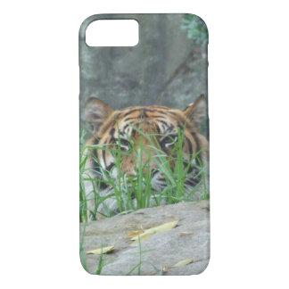 Smart mobilt fodral för Sumatran tiger
