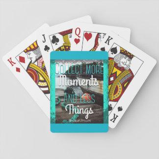 Småsakerna i liv spel kort