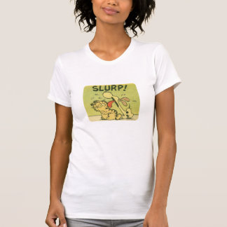 Smaska! Odie kvinna skjorta Tee Shirt