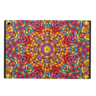 Smaskiga Yum Yum färgrika iPadluftfodral iPad Air Skal