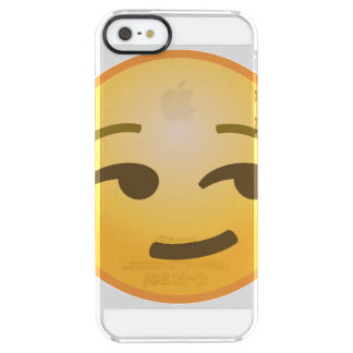 Smila Emoji Clear iPhone SE/5/5s Skal