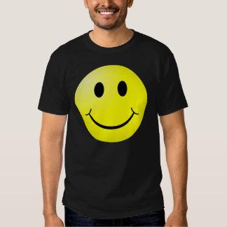 smiley face tröja