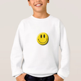 Smiley facebarntröja tee shirts