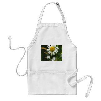Smiley faceoxe-näsa daisy förkläde