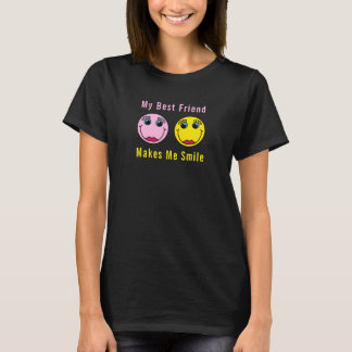 Smileybästa vän tshirts