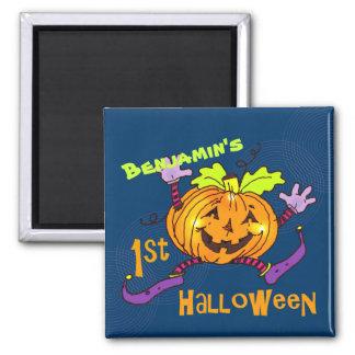 Smileypumpa 1st Halloween